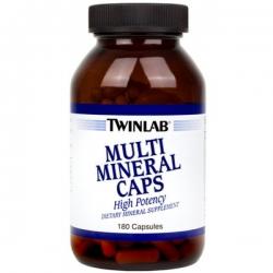 Twinlab Multi Mineral caps