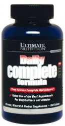 Ultimate Nutrition Daily complete formula