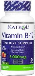 Natrol Vitamin B 12 5000 mcg