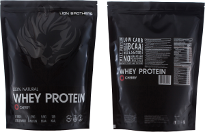 Vim&Vigor (Lion Brothers) 100% Natural Whey Protein