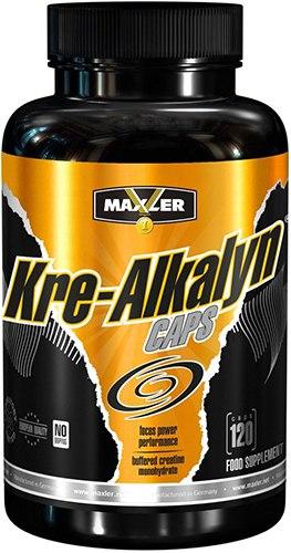 Maxler Kre-Alkalyn Caps
