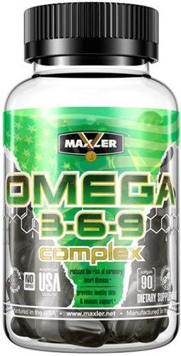 Maxler Omega 3-6-9 Complex