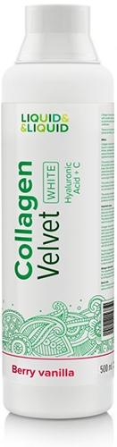 Liquid & Liquid Collagen Velvet White + Hyaluronic Acid + C