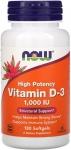 NOW Vitamin D-3 1000 IU